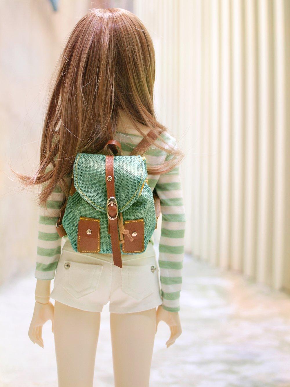 1pinfun miniature handmade bag for bjd doll